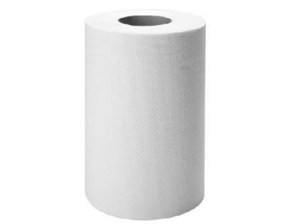 Ręcznik MINI biały 1-warstwowy