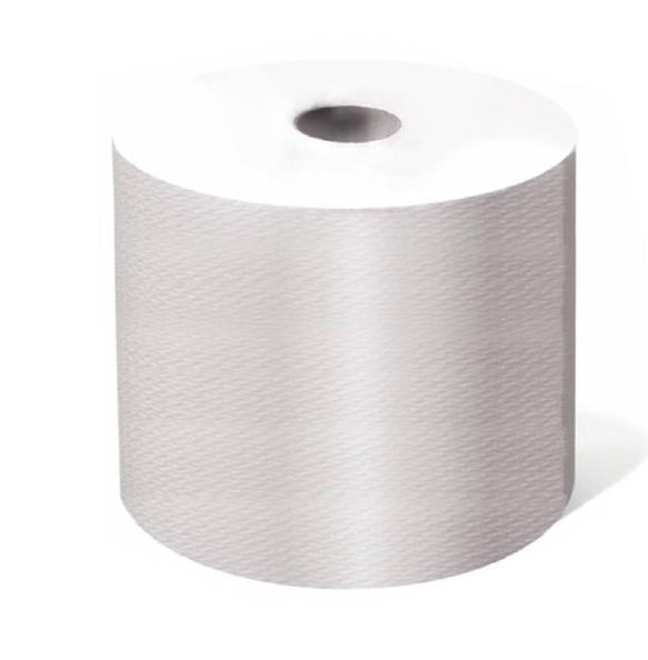 Ręcznik MAXI biały 1-warstwowy