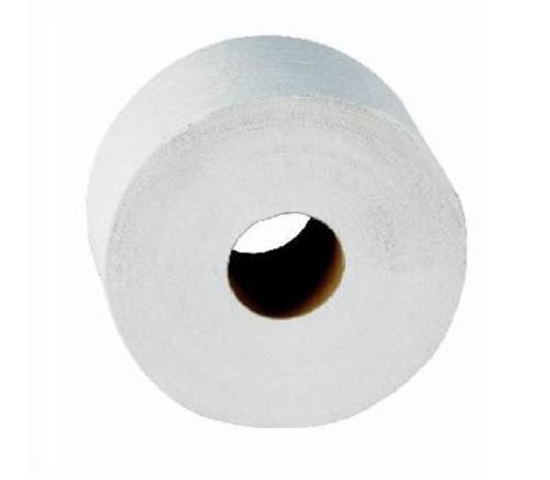 Papier toaletowy biały  Jumbo stopień wybielenia 75%