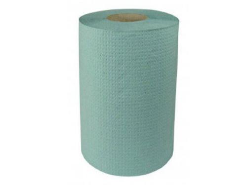 Ręcznik MINI zielony  1-warstwowy