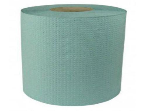 Ręcznik MAXI zielony  1-warstwowy